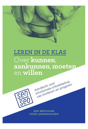 cover 'leren in de klas'